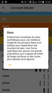 description pinceau